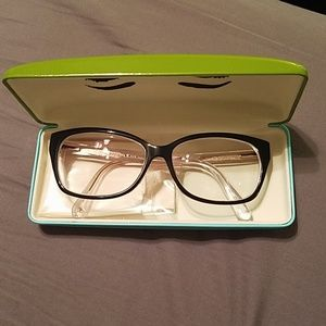 Chic Kate Spade Precription Frames NWOT